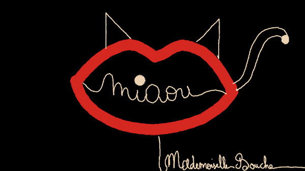 chat_cat_miaou_art_humour_brand_sexy_feminin_melle_mademoiselle_bouche_brand