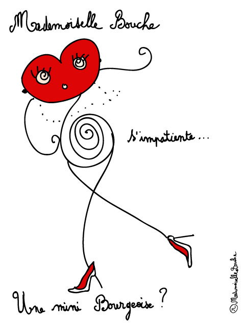 mini_bourgeoise_enceinte_bouche_feminin_melle_mademoiselle_bouche_mascotte_personnage