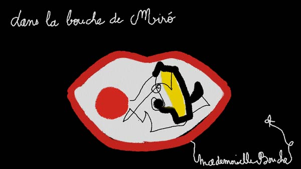 arty_miro_draw_dessin_art_humour_melle_mademoiselle_bouche_image_brand