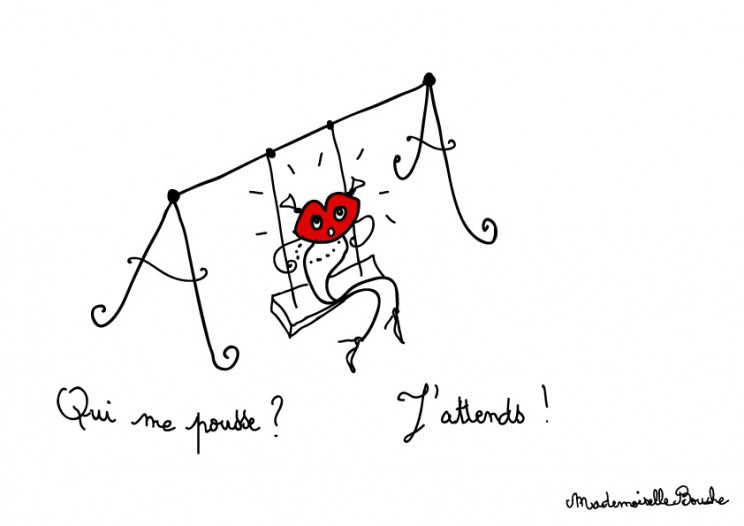 http://www.mademoisellebouche.com/wp-content/uploads/2016/02/bourgeoise_mini_bouche_balançoire_pousser_attendre_humour_illustration_feminin_melle_mademoiselle_bouche_mascotte_personnage.jpg