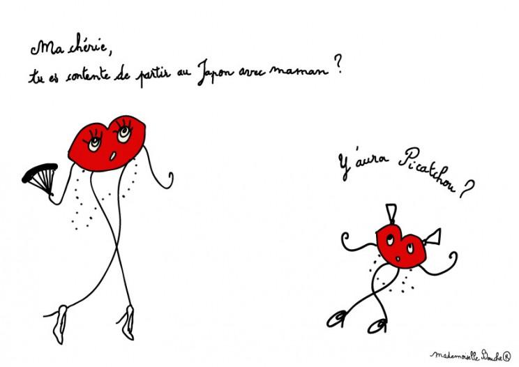 bourgeoise_mini_bouche_japon_picatchou_feminin_melle_mademoiselle_bouche_mascotte_personnage
