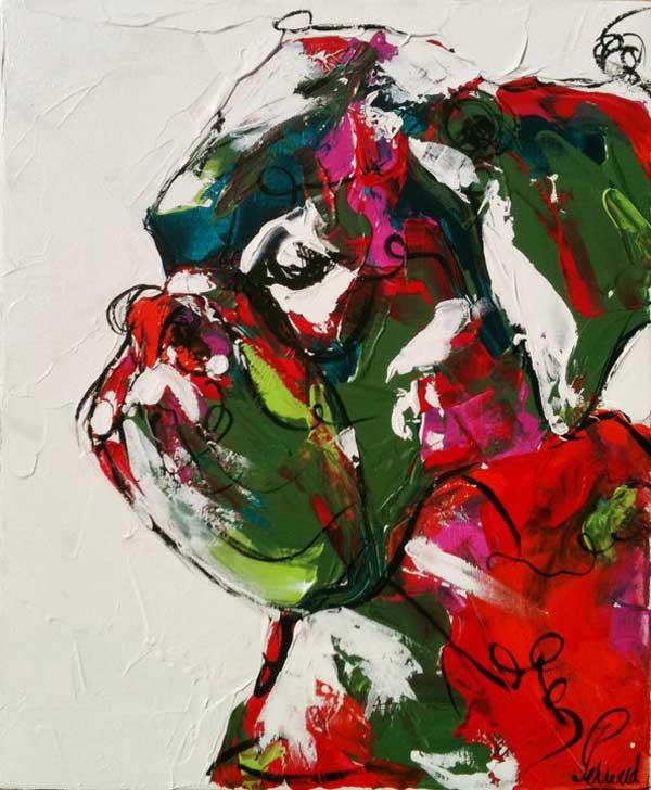 boxer_animaux_art_peinture_acrylique_toile_melle_mademoiselle_bouche