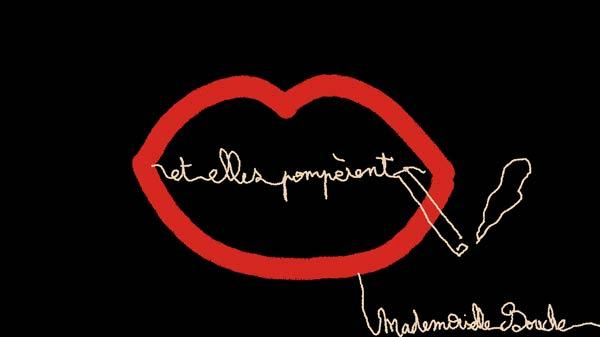 pomper_elles_pomperent_fumer_dessin_illustration_melle_mademoiselle_bouche_brand