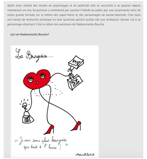 1_bowie_article_beaune_flash_presse_media_mademoiselle_bouche_melle_david_stardust_expo_exposition_vente_enchères_drouot_droutlive_Lot_451