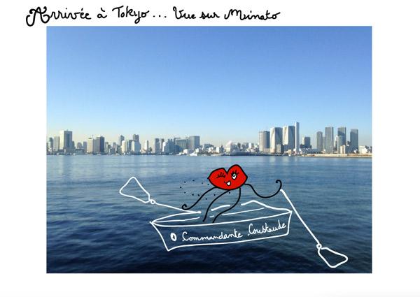 tokyo_japon_bourgeoise_decouverte_minato_barque_commandant_coustaud_insolite_voyage_sejour_melle_mademoiselle_bouche